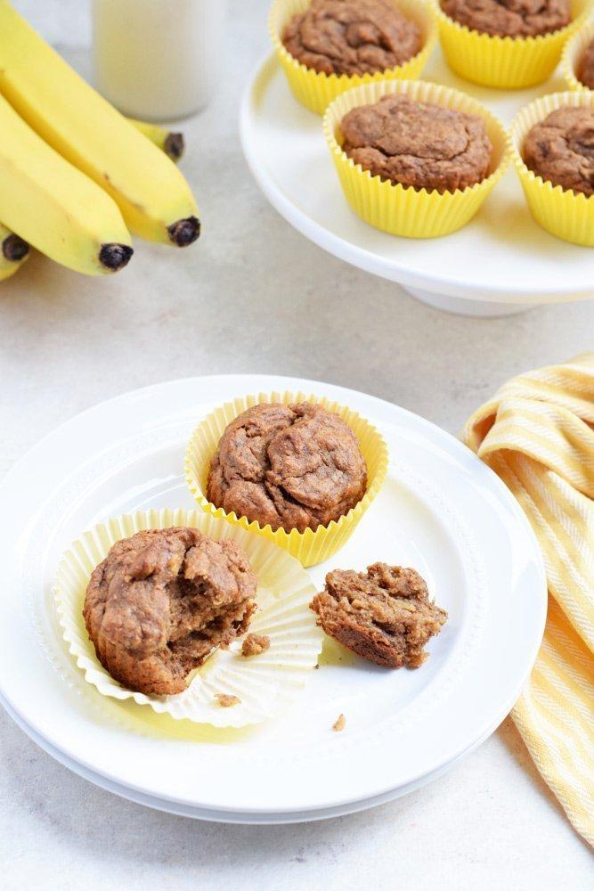 Paleo Banana Bread (Egg-free!)