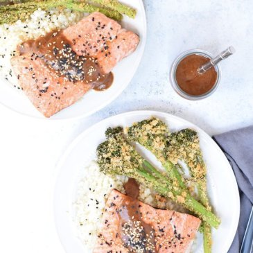 10-Minute Teriyaki Salmon