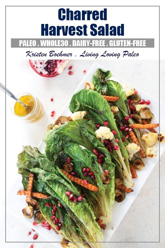 Charred Harvest Salad