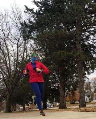 Friday afternoon run