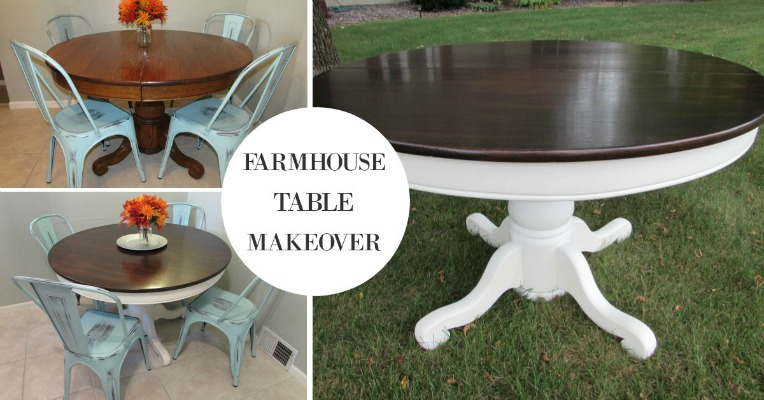 U Look How Amazing This DIY Farmhouse Table Turned Out The Best Part Of  Doing
