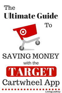 Do you frequently shop at Target? The Target Cartwheel app is a great way to save money! You are going to love these Target hacks that will save you money on groceries, home décor, clothes and more. So start saving money by mastering the cartwheel app at Target.