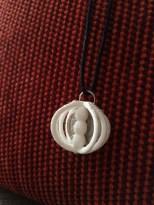 Necklace (3D Print; 2015)