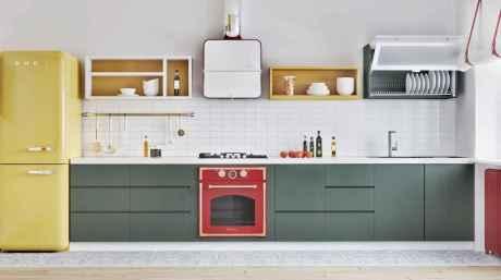 100 great design ideas scandinavian for your kitchen (25)