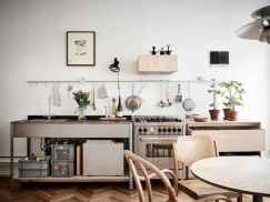 100 great design ideas scandinavian for your kitchen (80)
