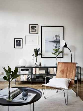 100 inspiring modern living room scandinavian decoration for your home (14)