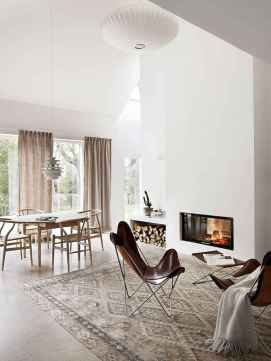 100 inspiring modern living room scandinavian decoration for your home (21)