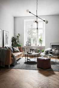 100 inspiring modern living room scandinavian decoration for your home (28)