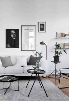 100 inspiring modern living room scandinavian decoration for your home (63)