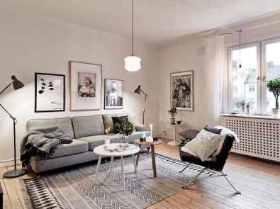 100 inspiring modern living room scandinavian decoration for your home (87)