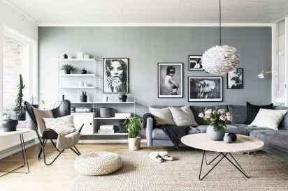 100 inspiring modern living room scandinavian decoration for your home (99)