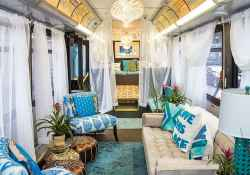 20 wild and wonderful school bus camper interior and plans ideas to nostalgic (4)