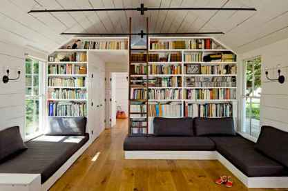 25 stunning home libraries with scandinavian style (13)