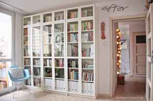 25 stunning home libraries with scandinavian style (2)