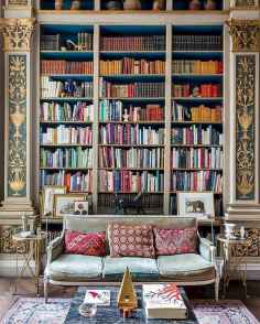 25 stunning home libraries with scandinavian style (50)