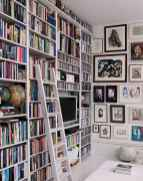 25 stunning home libraries with scandinavian style (58)