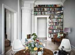 25 stunning home libraries with scandinavian style (63)