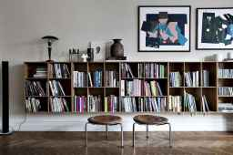 25 stunning home libraries with scandinavian style (64)