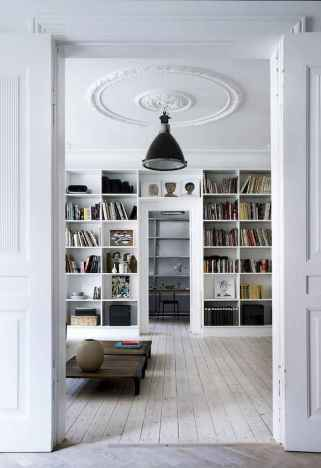 25 stunning home libraries with scandinavian style (69)