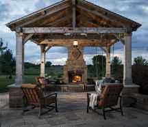 25 top patio rustic ideas (11)