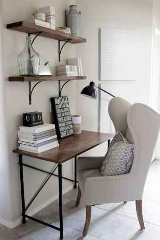 30 amazing rustic home office ideas (13)