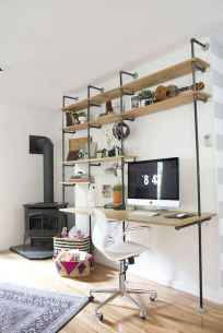 30 amazing rustic home office ideas (5)