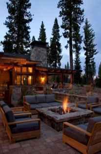 30+ inspirational design rustic for backyard (20)