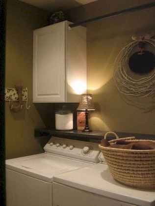 40+ beautiful rustic laundry room design ideas for your home (12)