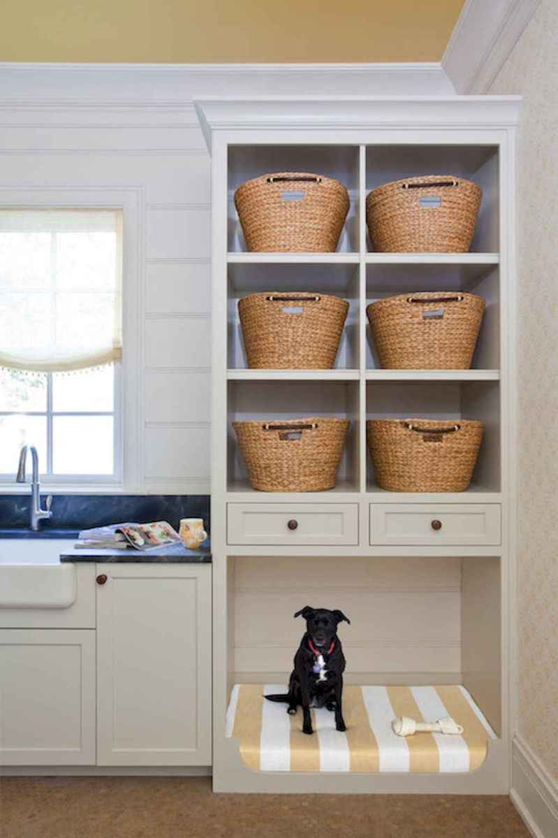 40+ beautiful rustic laundry room design ideas for your home (44)
