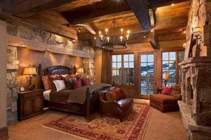40 beautiful and elegant rustic bedroom decorating ideas (38)