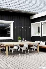 40+ creative scandinavian backyard ideas for small yards (21)
