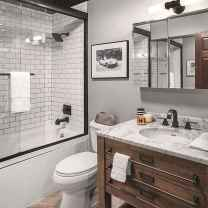 40 homely rustic bathroom ideas to warm you up this winter (1)