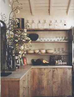 44+ wonderful ideas to design your rustic kitchen (11)