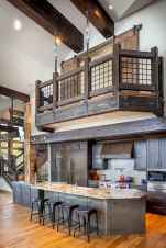 44+ wonderful ideas to design your rustic kitchen (20)