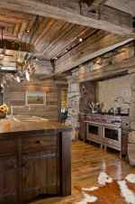 44+ wonderful ideas to design your rustic kitchen (41)