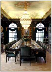 50 best a luxurious and formal dining room (13)
