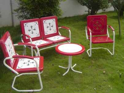 50 cool vintage patio ideas (10)