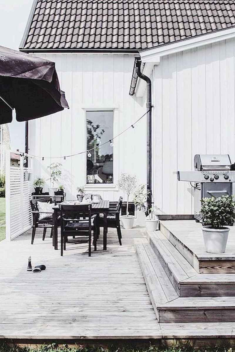 50 scandinavian porch makeover and a relaxing date night on the deck (8)