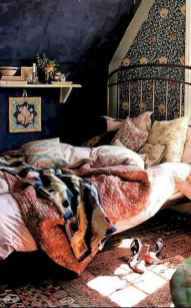 50 simply amazing vintage bedroom inspired ideas (18)