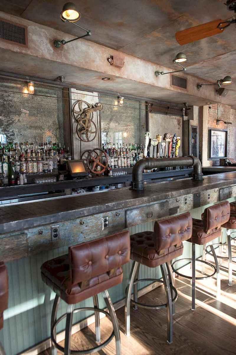 50 vintage bar decor ideas (14)