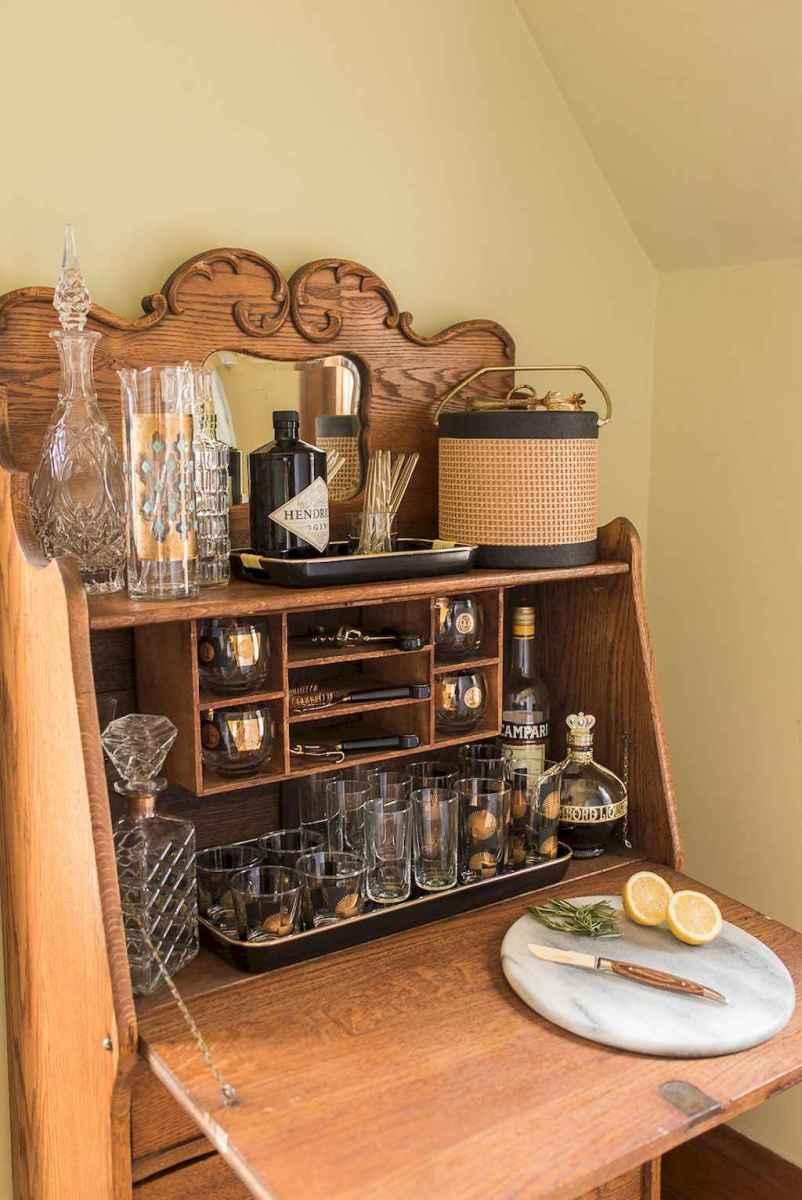 50 vintage bar decor ideas (19)