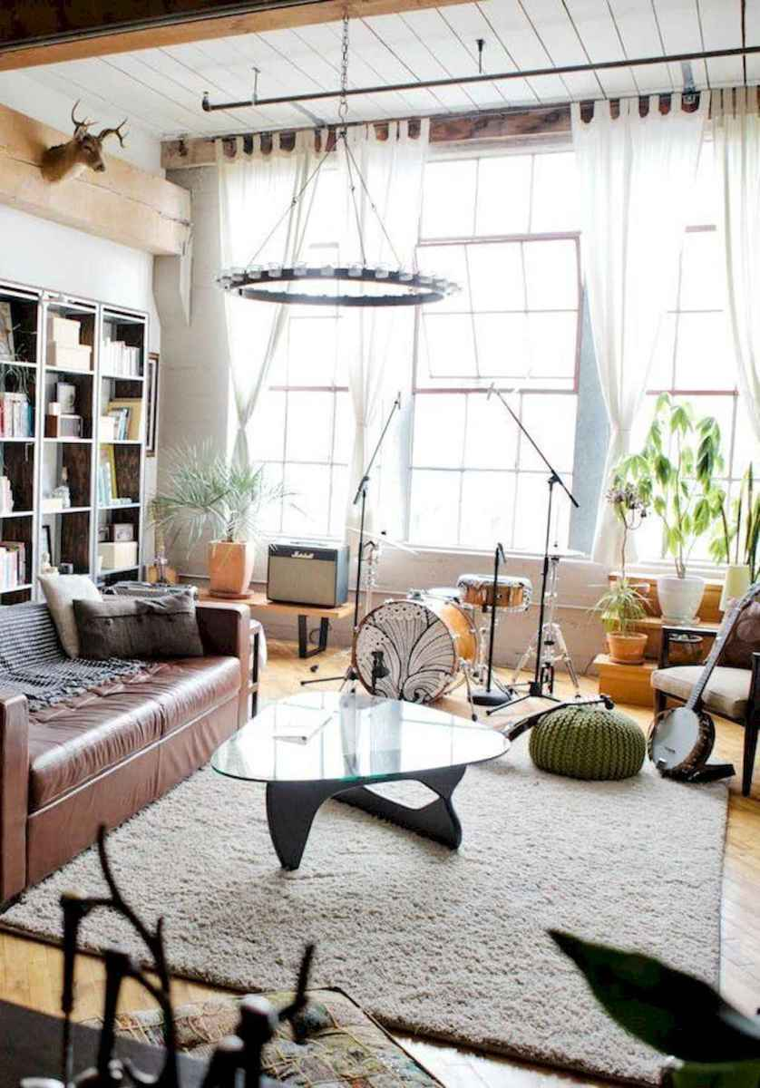 60 amazing eclectic style living room design ideas (42)