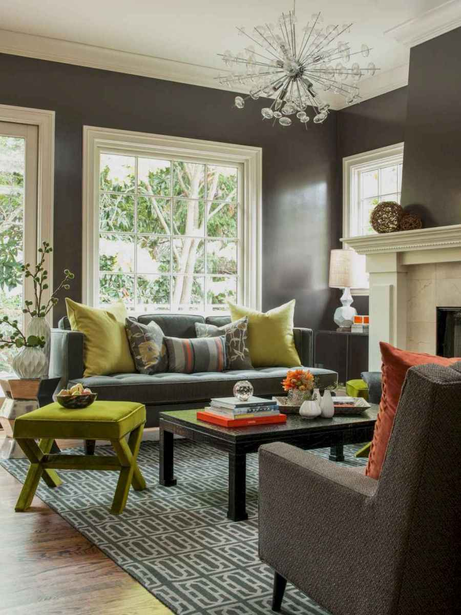 60 amazing eclectic style living room design ideas (55)
