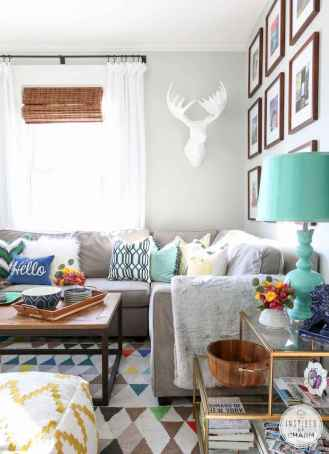 60 amazing eclectic style living room design ideas (6)