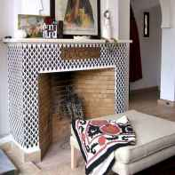 60 awesome eclectic fireplace ideas (17)