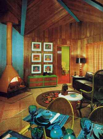 60 awesome eclectic fireplace ideas (21)