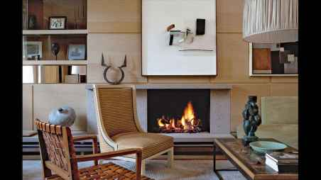 60 awesome eclectic fireplace ideas (40)