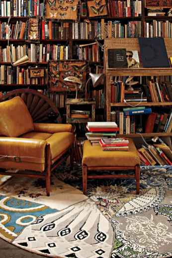 60 awesome ideas vintage library (37)
