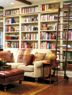 60 awesome ideas vintage library (49)