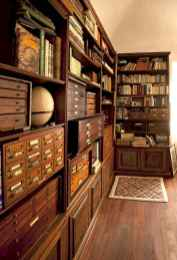 60 awesome ideas vintage library (7)